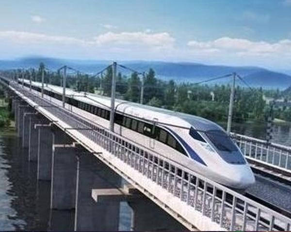 四川简阳高铁站