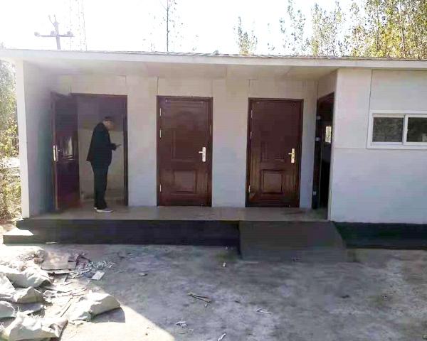 冠县农村公共厕所项目
